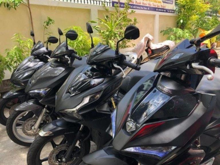Thủy Hùng là cơ sở cho thuê xe máy đáng tin cậy
