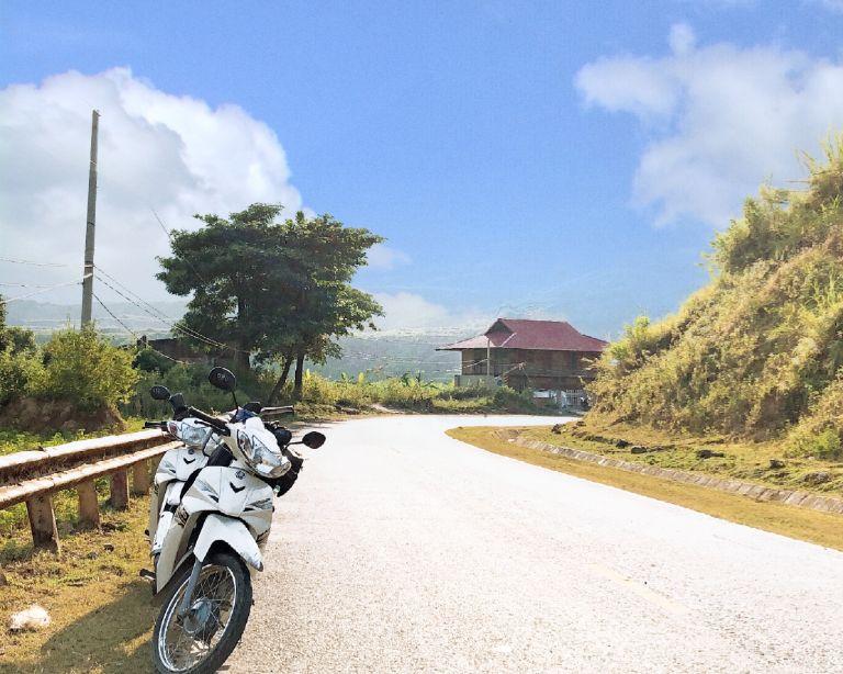 lưu ý khi thuê xe máy Quảng Bình