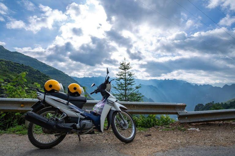 thủ tục thuê xe máy ở Đồng Hới Quảng Bình