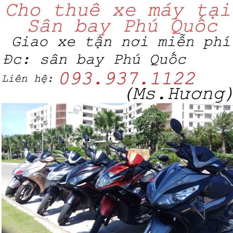 thuê xe Phú Quốc Mai Hương