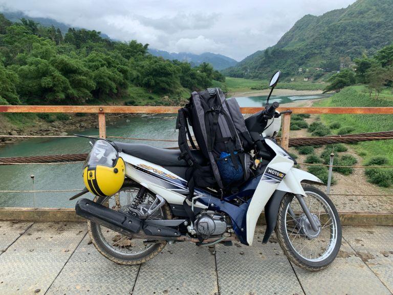 thủ tục thuê xe máy Phú Quốc